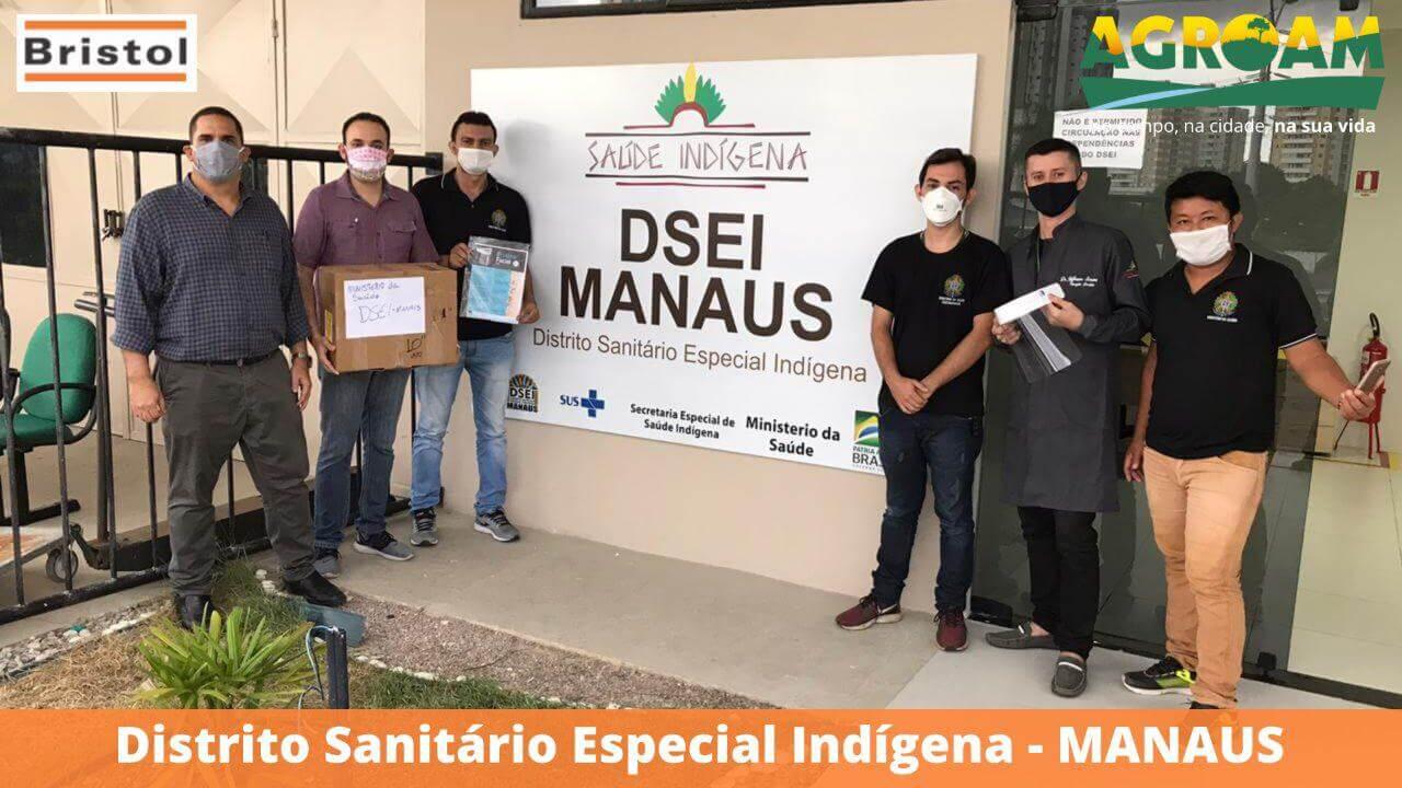 Distrito Sanitário Especial Indígena - Manaus